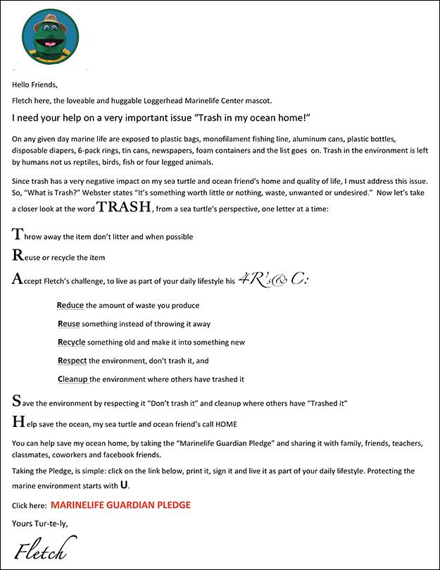 Microsoft Word - Fletch talks trash help.docx