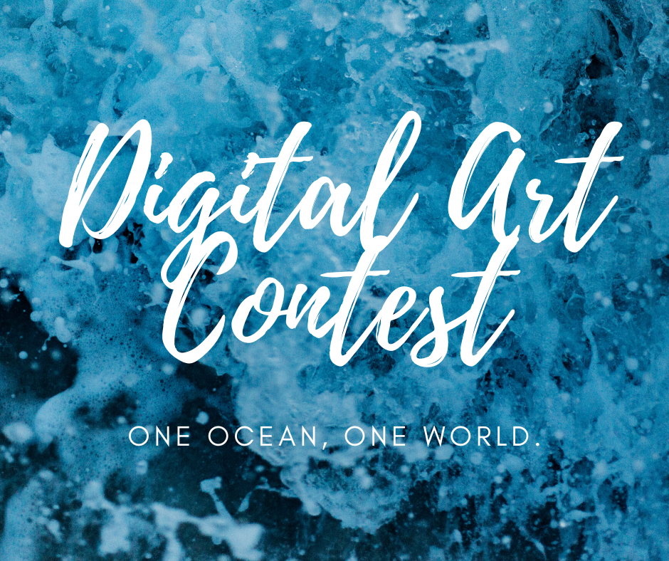 Loggerhead Marinelife Center and Lighthouse ArtCenter Presents a Digital Art Contest to Celebrate World Ocean Month.