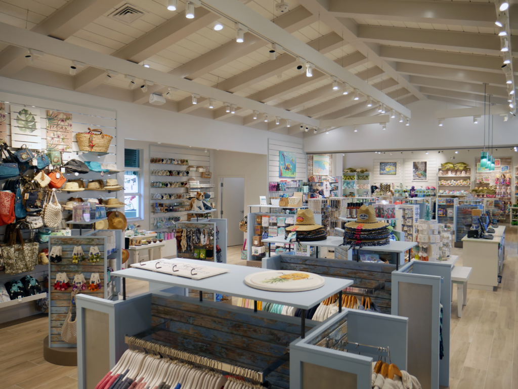All purchases made in Loggerhead Marinelife Center's gift store directly support the rehabilitation and research of endangered and threatened sea turtles.