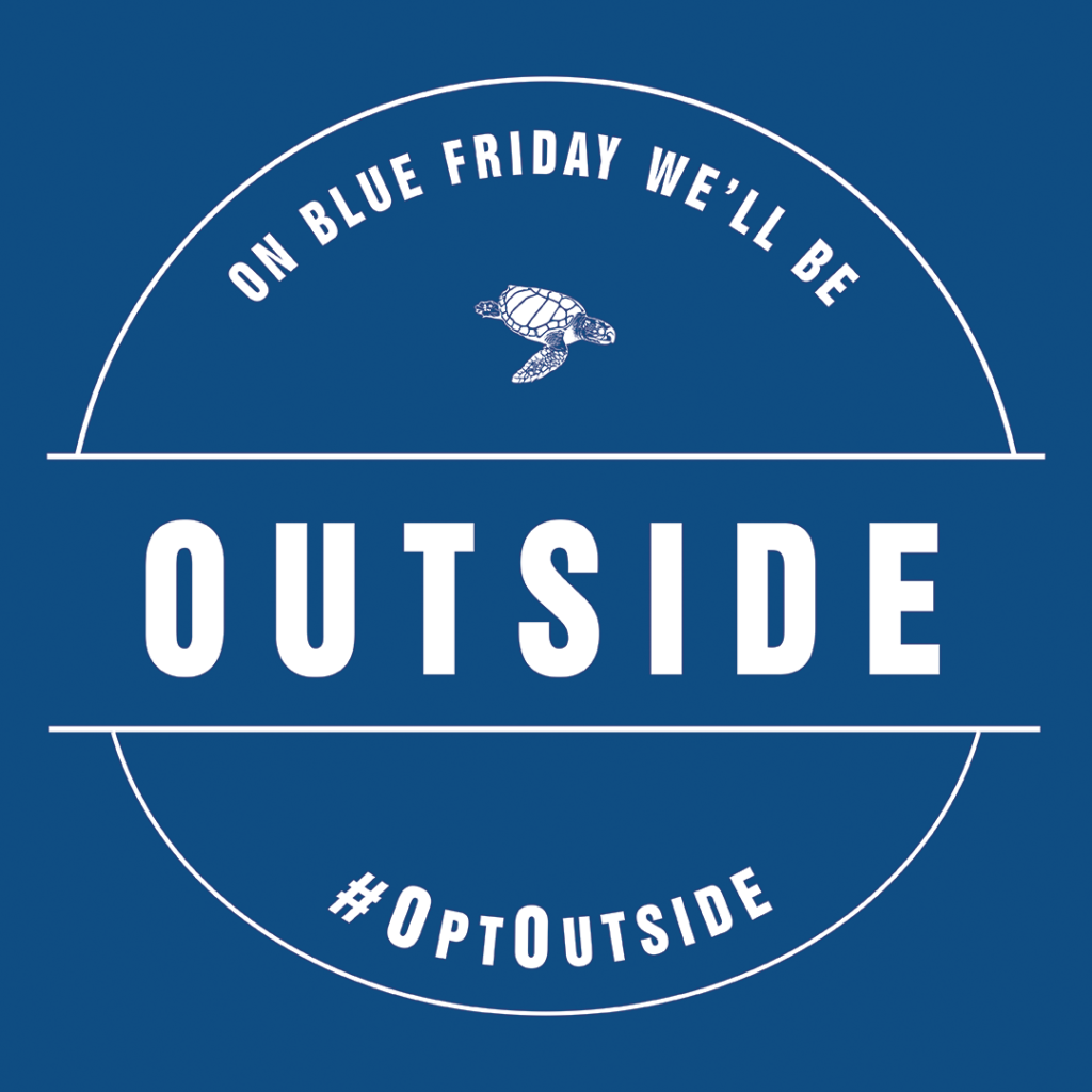 Loggerhead Marinelife Center offers Blue Friday event as a Black Friday alternative for individuals and families to enjoy.