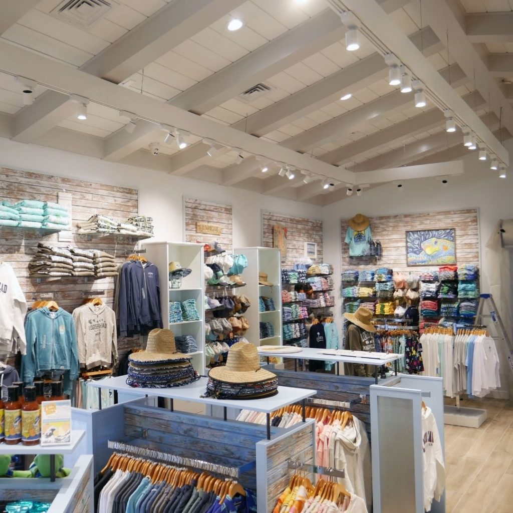 Loggerhead Marinelife Center's expanded gift store features new, luxury, and sustainable items that support sea turtle and ocean conservation.