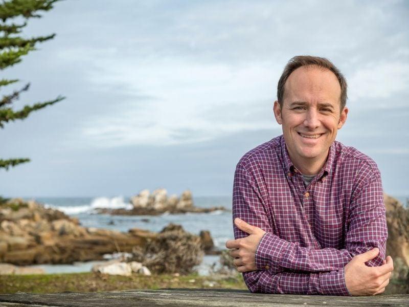 KyleS. Van Houtan, Ph.D.former Chief Scientists of Monterey Bay Aquarium serves as Loggerhead Marinelife Center's new President & CEO. Photo courtesy of Monterey Bay Aquarium.